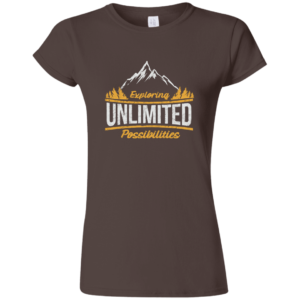 Women's Unlimited Possibilities Softstyle T Shirt Supernatural Self Exclusive
